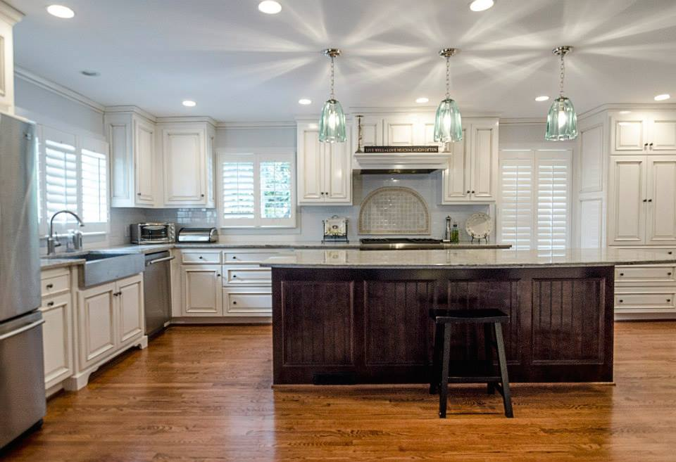 Kitchen Renovations in Savannah Georgia from American Craftsman Renovations