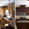 Best in Atlanta Kitchen Cabinet Refacing Call us Today (770) 691-0466
