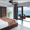 Relax at Modern Beachfront 4 Bedroom Villa Vacation Rental at Ffryes Beach