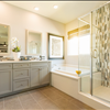 Bathroom Renovation with Custom Vanities Woodworking Services Savannah GA 912-481-8353
