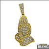 Hip Hop Bling Has Iced Out Pendants For Sale At Cheap Prices