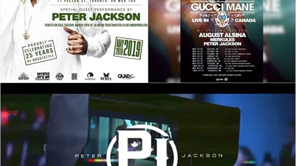 See you at these events, keep it real with Hip Hop Bling TV