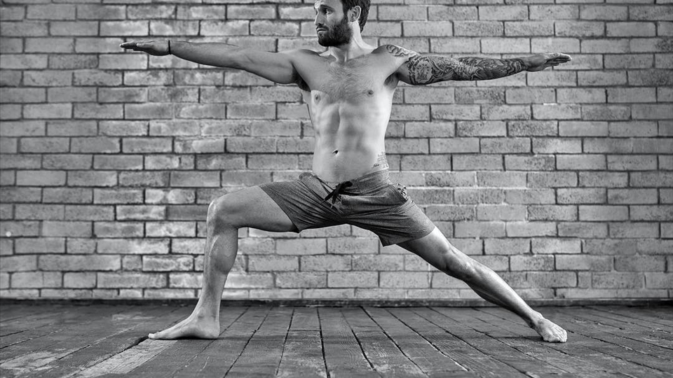Driven is greater than gifted - Calvin Corzine Yoga