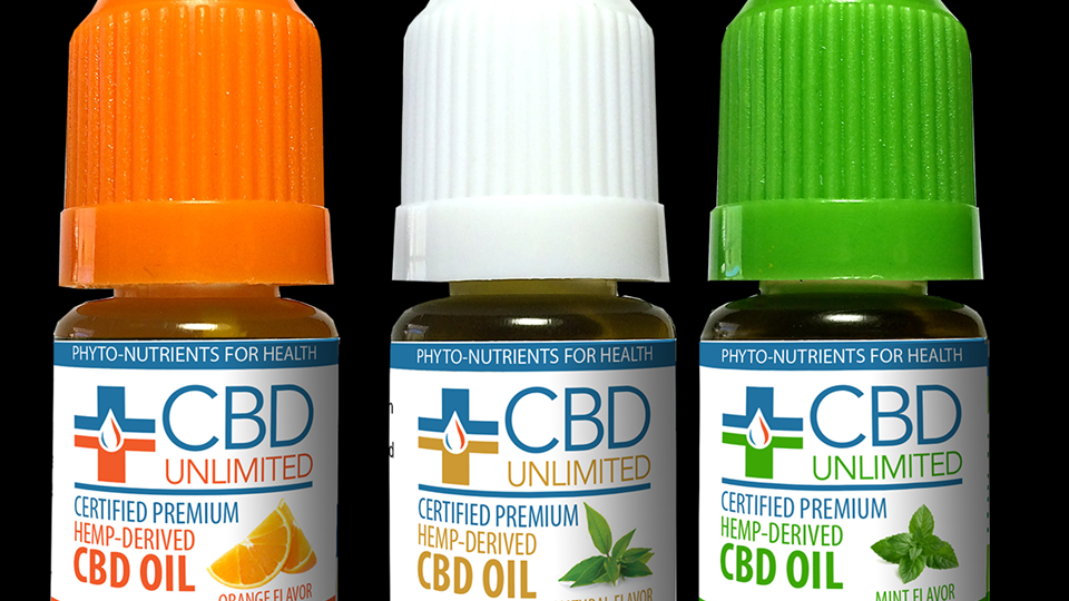 Buy CBD Oil For Sale Today From CBD Unlimited