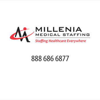 Become a travel nurse in Florida by partnering with Millenia