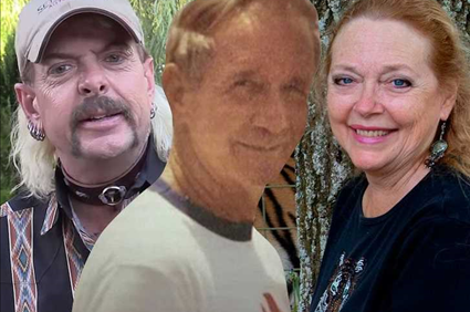 Carole Baskin's Missing Husband's Familly Offers $100k Reward in His Case