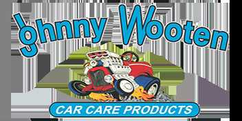 Johnny Wooten – Car Care Products